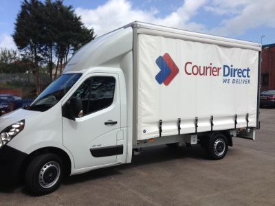 Why partner with a South West courier